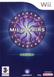 Weekend Miljonairs - 1e editie - Wii