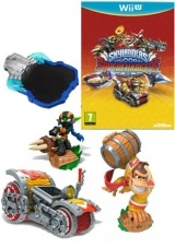 Skylanders SuperChargers Donkey Kong Starter Pack - Wii U