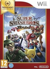 Super Smash Bros Brawl Nintendo Selects - Wii