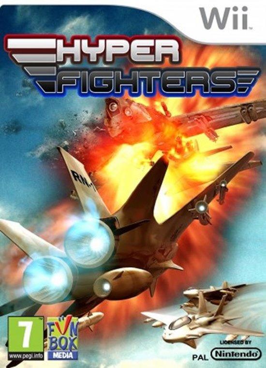 Hyper Fighters - Wii
