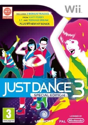 Just Dance 3 Speciale Editie - Wii