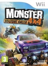 Monster 4x4 Stunt Racer - Wii