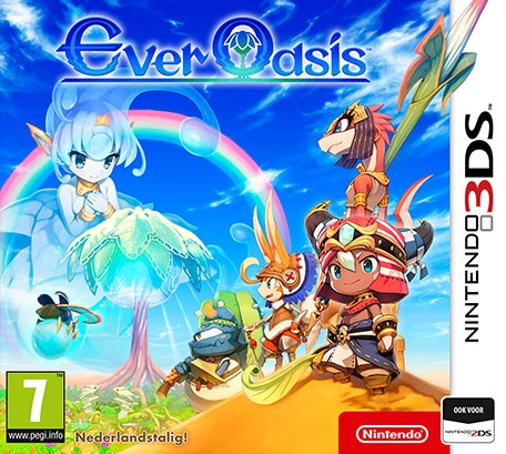 Ever Oasis - 3DS