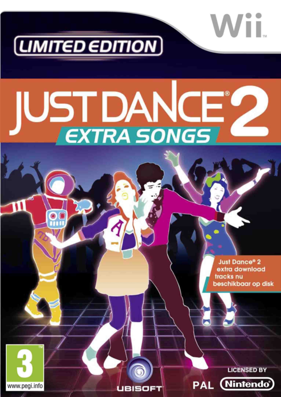 Just Dance 2 Extra Songs - Wii