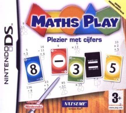 Maths Play Plezier met Cijfers - DS
