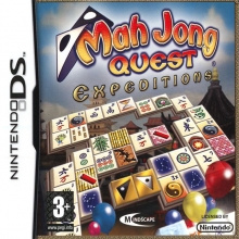 Mahjong Quest Expeditions - DS
