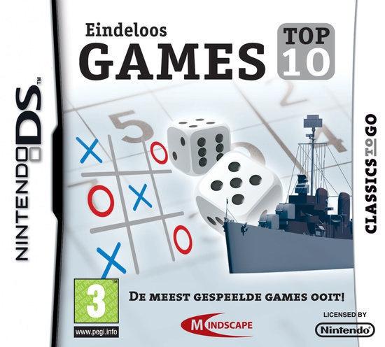 Eindeloos Games Top 10 - DS