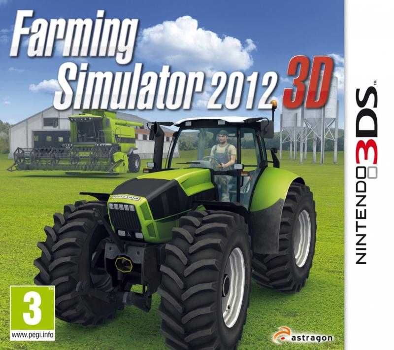 Farming Simulator 2012 - 3DS