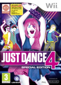 Just Dance 4 Speciale Editie - Wii