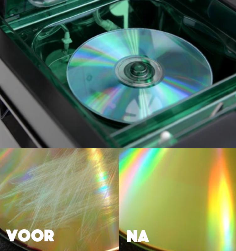 Game Disc Polijstservice