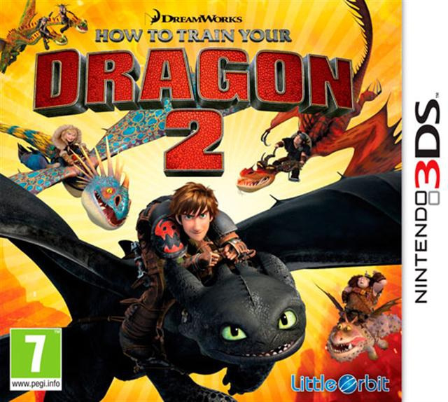 How to Train Your Dragon 2 - 3DS