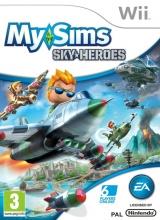 MySims SkyHeroes - Wii