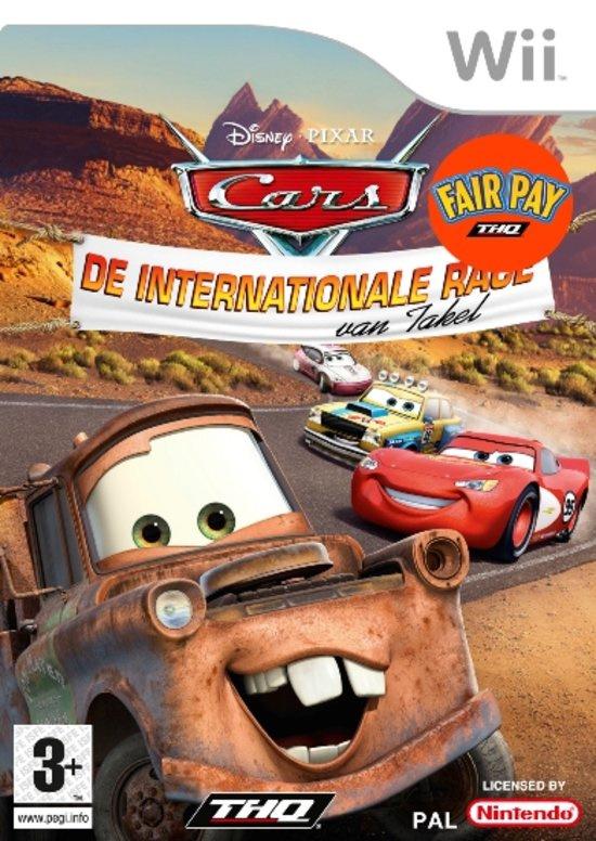 Cars De Internationale Race van Takel - Wii