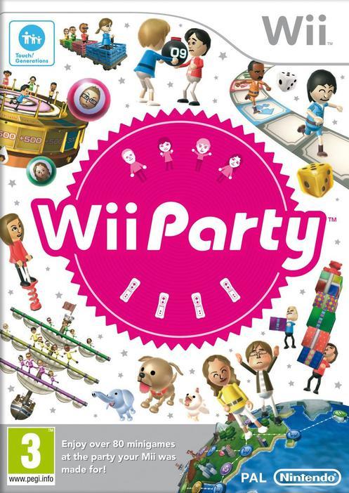 Nintendo Wii Party - Wii