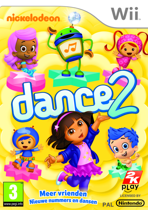 Nickelodeon Dance 2 - Wii