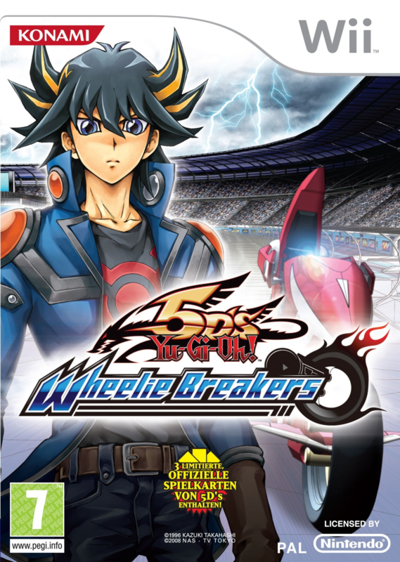 Yu-Gi-Oh! 5D's Wheelie Breakers