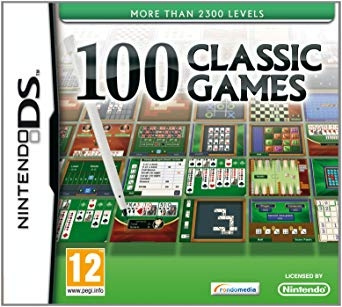 100 Classic Games - DS