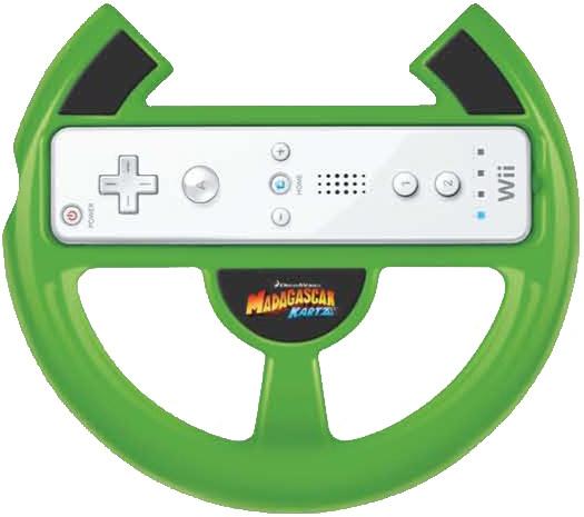 Madagascar Kartz Wii Wheel