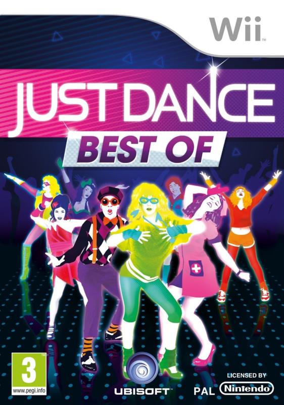 Just Dance Best Of - Wii