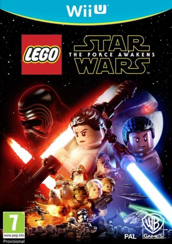 LEGO Star Wars The Force Awakens - Wii U