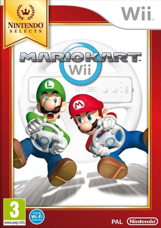 Mario Kart Wii Nintendo Selects