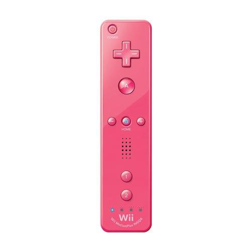 Wii-Afstandsbediening Plus roze