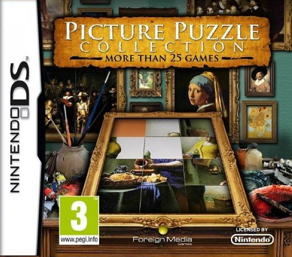 Picture Puzzle Collection More Than 25 Game