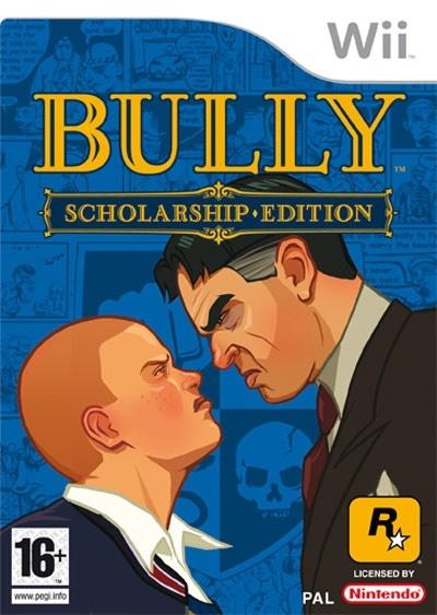 Bully Scholarship Edition - Wii
