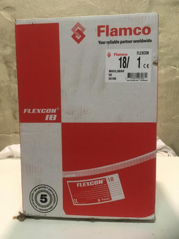 Flamco Expansievat (gebruikt)