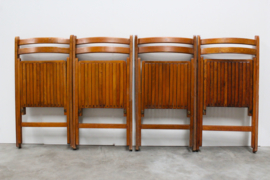 20x Vintage Klapstoelen