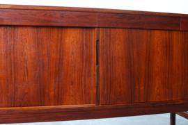 vintage design dressoir Palissander door Westnofa 1950
