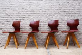 6x Prachtige Design stoelen Designed by: Adam Stegner