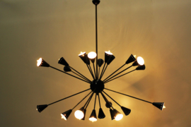 Stunning Chandelier Designed By: Sputnik & Stilnovo