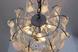 Murano Glass Chandelier Designed By: Gino Vistosi