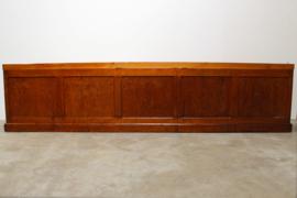 Prachtige antieke werkbank / kookeiland / bureau uit 1930