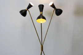 Stunning Vintage Design Floorlamp Designed by: Stilnovo