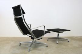 Vintage Design EA124 + EA 125 by Charles & Ray Eames voor Herman Miller 1970