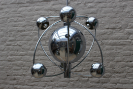 Space Age chandelier Designed By: Goffredo Reggiani