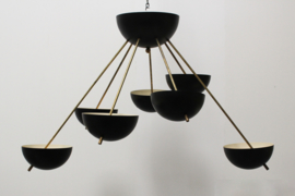 Space Ace Chandelier Designed By: Sputnik & Stilnovo