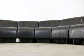 Large ''Modular Sofa'' By Don Chadwick for Herman Miller 1970