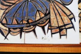 Design kast ontworpen door Alfred Hendrickx voor Bruxelles Expo 58