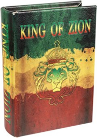 Original Kavatza Bong Book King Zion (extra large)