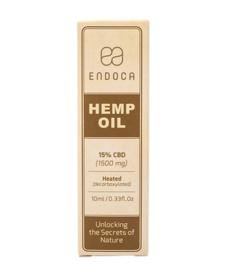 CBD Olie (Endoca) 15% CBD 1500mg 10ml