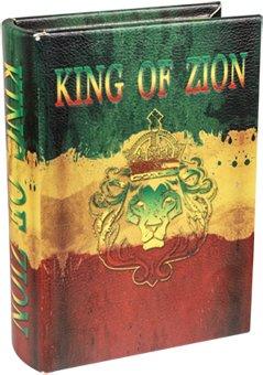 Original Kavatza Roll Book/Box King Zion (small)