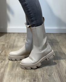 Chelsea Boots Crème