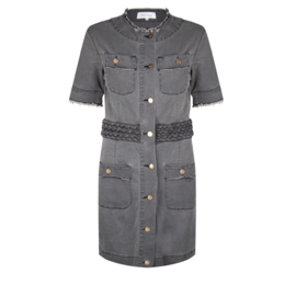 Jacky Luxury Denim Dress