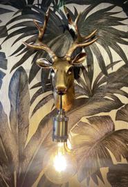 Herten Wandlamp Excl Lamp