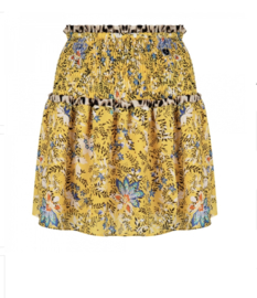 Jacky Luxury Skirt Flower Yellow
