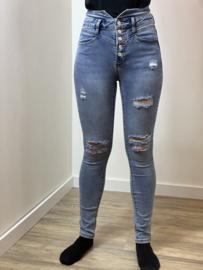 Queen Hearts Jeans 842