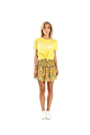 Jacky Luxury Skirt Flower Yellow